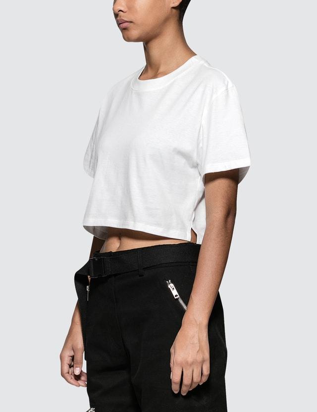 Hanes x Karla The Crop Short Sleeve T-shirt