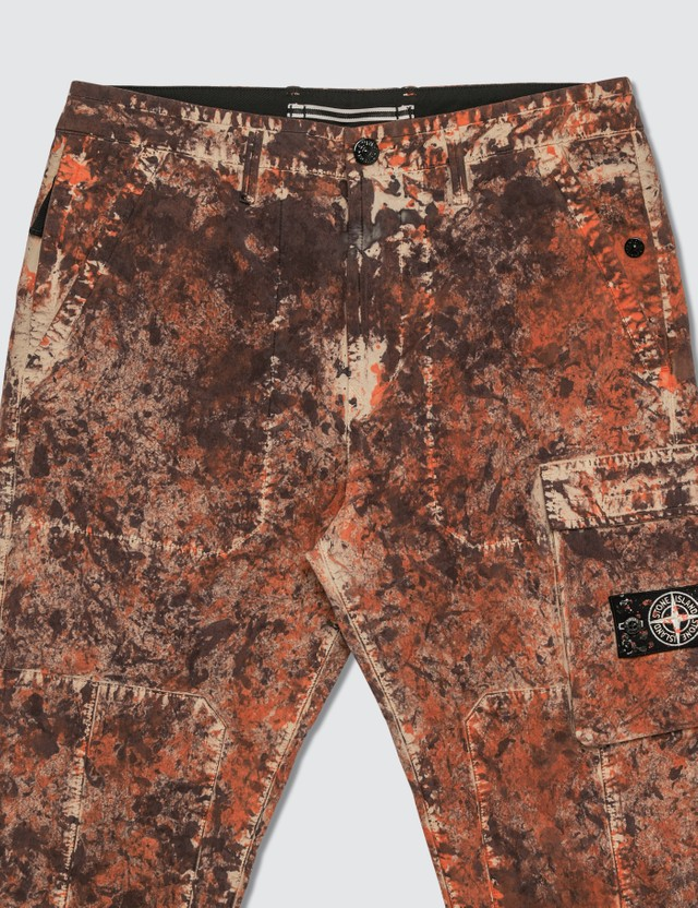 Stone Island Paintball Camo Cotton/Cordura® Pants