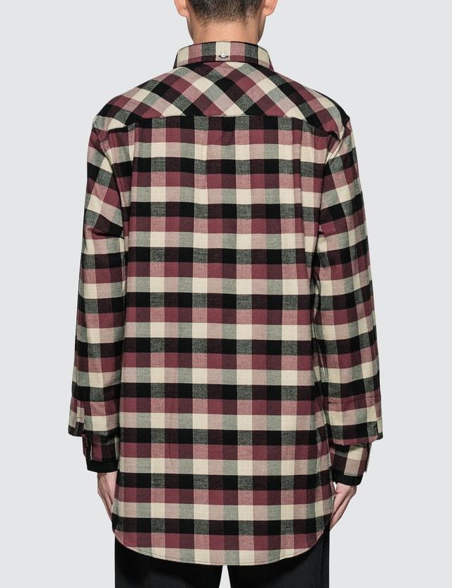 Public School Leto L/S Shirt With Cotton Underlay
