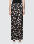 Maison Margiela Kawai Print On Fluid Poly Cadt Pants Picture
