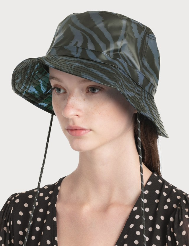 Ganni Biodegradable Bucket Hat