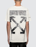 Off-White Newspaper S/S Slim T-Shirt