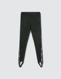 MSGM Leggings Bielax Girl Black Girls