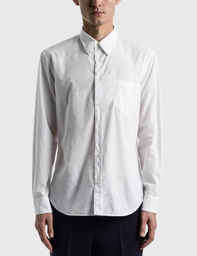 Maison Margiela 'Memory of' Pocket Shirt White Men