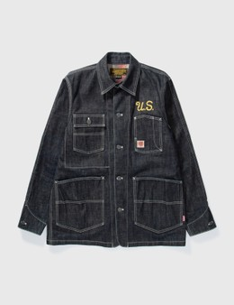 NEIGHBORHOOD Neighborhood Worker Denim Jacket