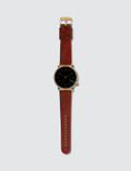 Komono Brown Winston Regal Watch Picture