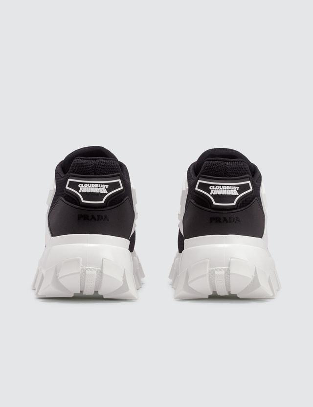 Prada Maglia Tech Rubber Sneaker