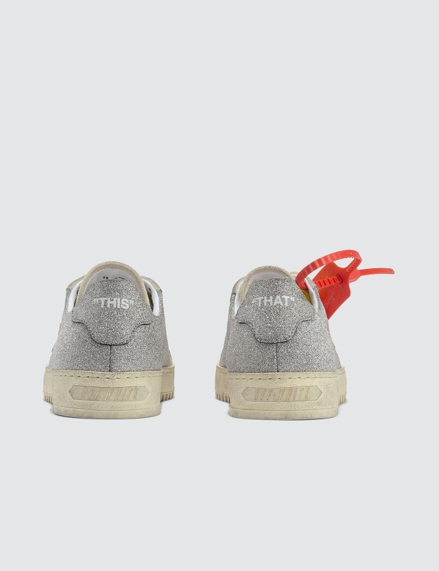Off-White Glitter Arrow 2.0 Sneaker