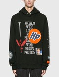 Heron Preston Collage Hoodie 사진