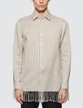 Loewe Paula Stripes Classic Shirtの写真
