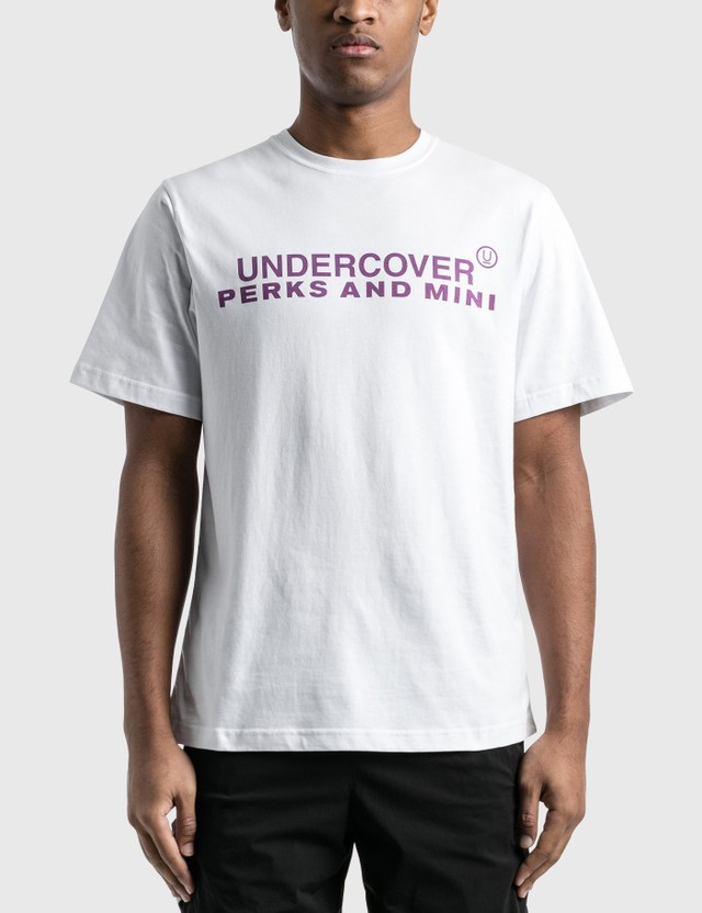 Perks and Mini P.A.M. x Undercover 2020 T-Shirt C Optic White Men