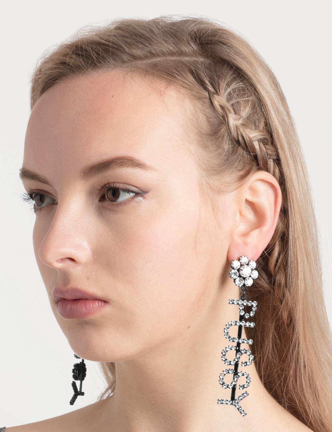 Ashley Williams PUSSY Earrings