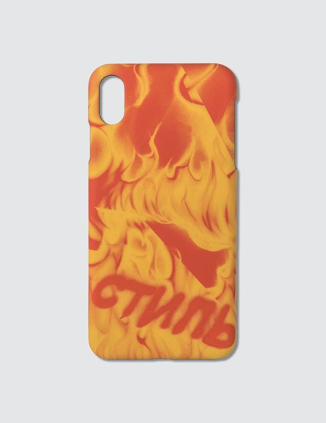 Heron Preston Box Skull iPhone Xs Max Case =e66 Men