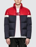 Moncler Color Block Down Jacket Picture