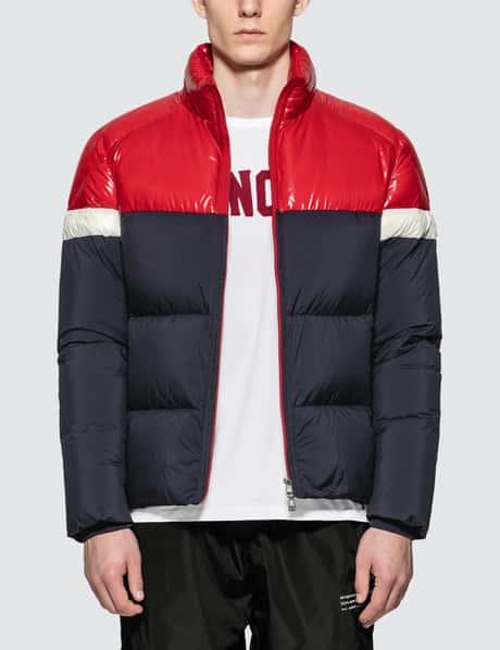 몽클레어 Moncler Color Block Down Jacket