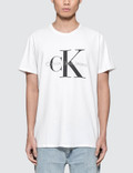 Calvin Klein Jeans CK Logo Slim S/S T-Shirt Picture