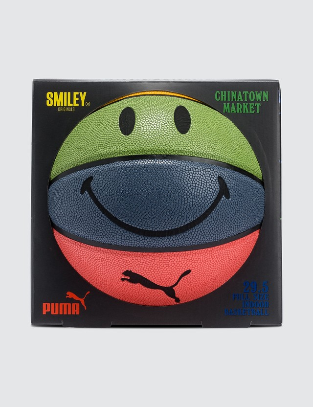 Puma Chinatown Market x Puma Smiley Basketball
