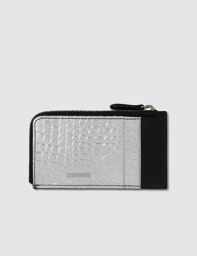 Head Porter Croco Mini Wallet