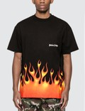 Palm Angels Firestarter Classic T-Shirt Picture