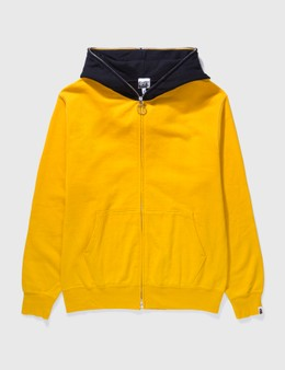 BAPE Bape 2 Tones Fishing Ape Zip Up