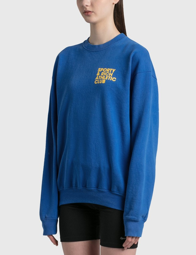Sporty & Rich Exercise Often Crewneck