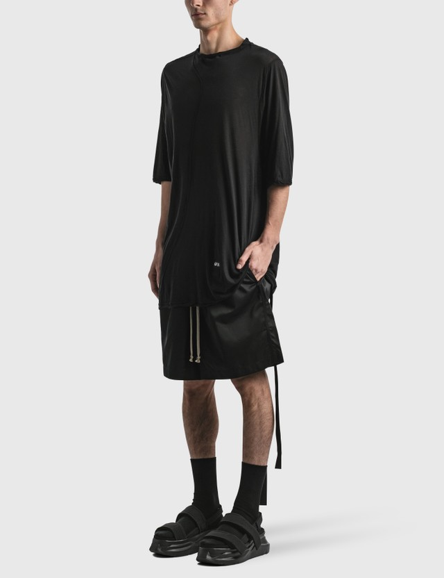 Rick Owens Drkshdw Phleg T-shirt Black Men