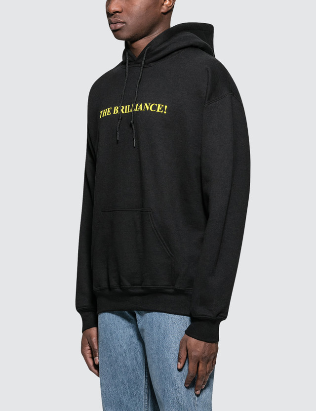 The Brilliance Long Logo Hoodie