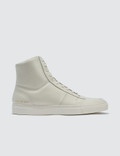 Common Projects Bball High In Leather Picutre