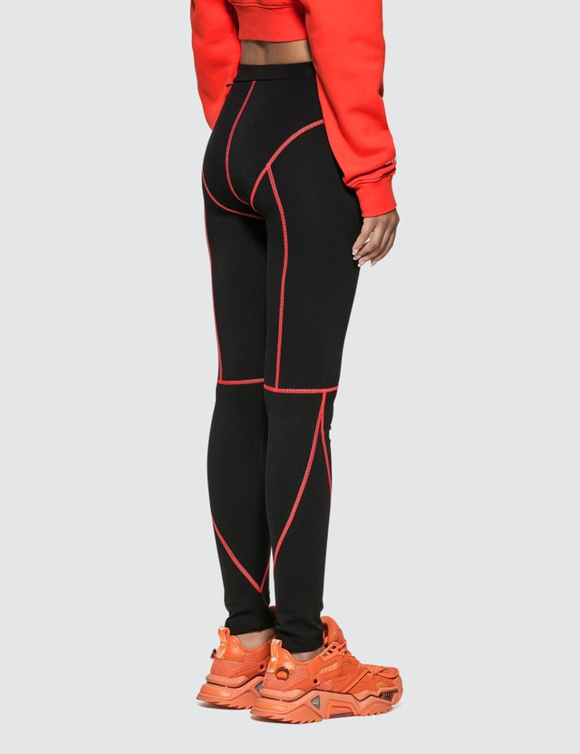 Heron Preston CTNMb Active Leggings Black Women