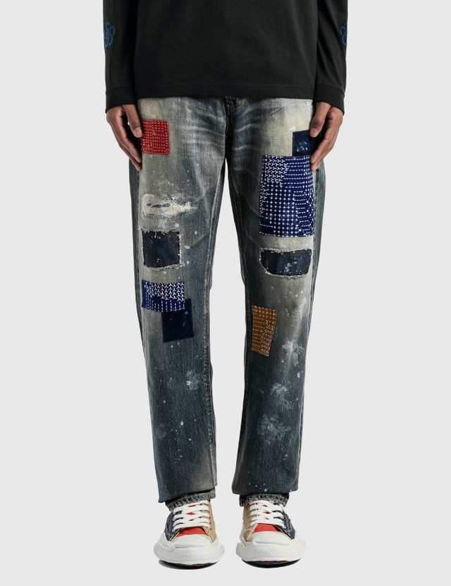 FDMTL CS72 Regular Straight Denim Jean