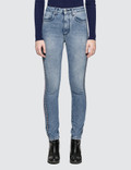 MSGM Straight High-rise Jeans Picutre