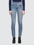 MSGM Straight High-rise Jeans 사진