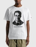 READYMADE Duchamp T-shirt Picture