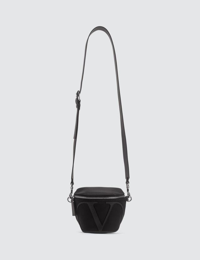 Valentino Valentino Garavani Logo Small Waist Bag