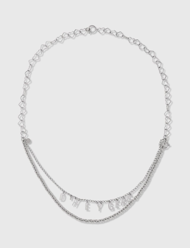 D'heygere Logo Chain