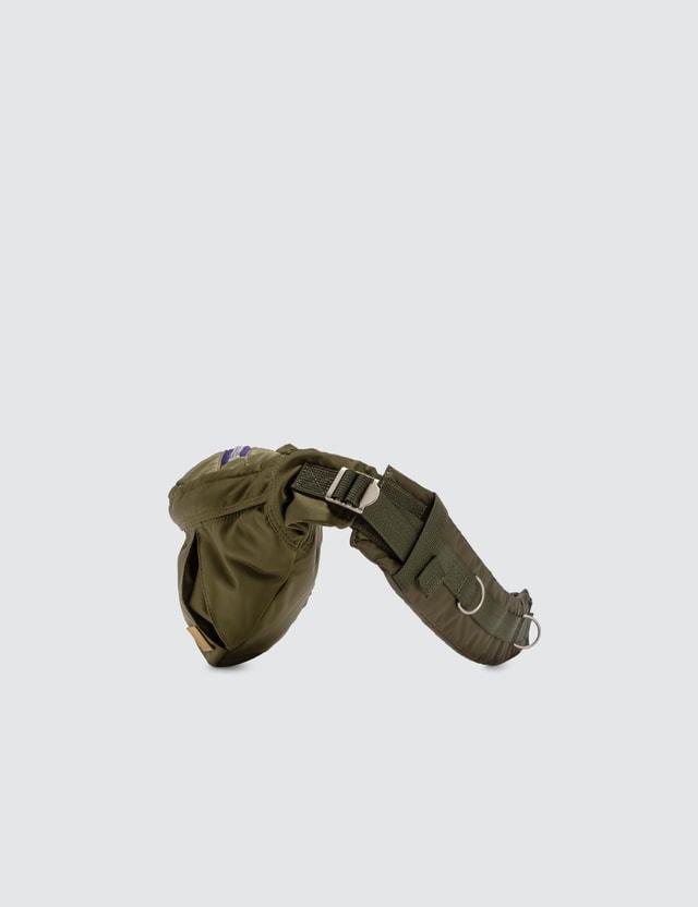 Sacai Sacai x Porter Nylon Waist Bag