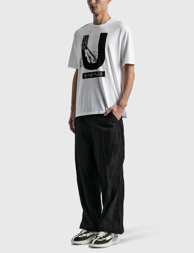 Undercover U Logo T-shirt White Men