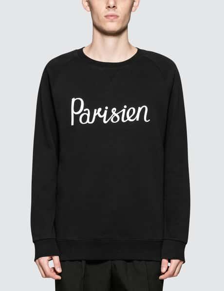 메종 키츠네 Maison Kitsune Parisien Sweatshirt
