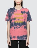 Stussy Triple Arch Tie Dye Short Sleeve T-shirt Picture