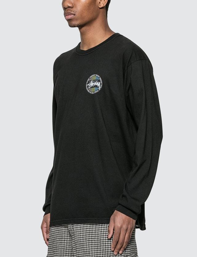 Stussy Surf Dot Pig. Dyed Long Sleeve T-shirt
