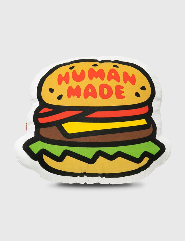 Human Made Hamburger Cushion