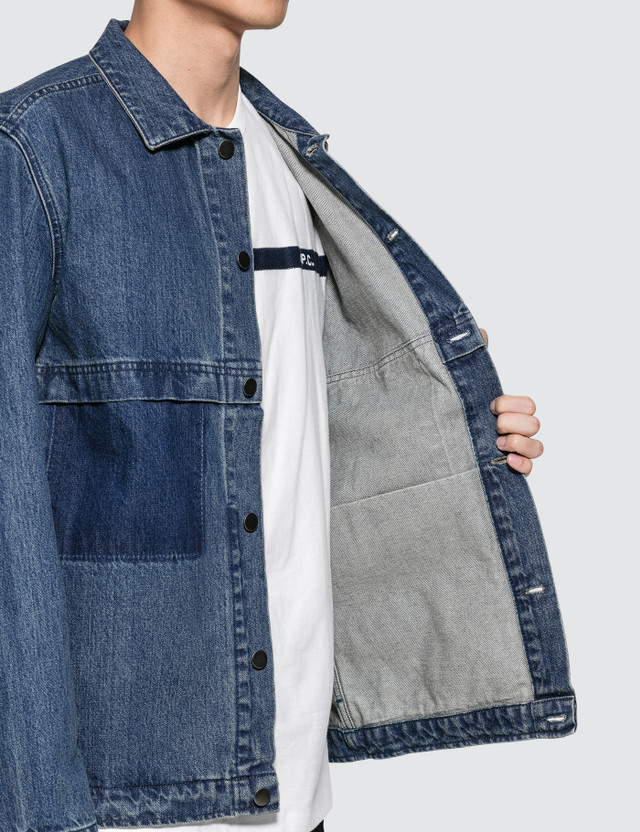 A.P.C. Blouson Smith L/S Shirt