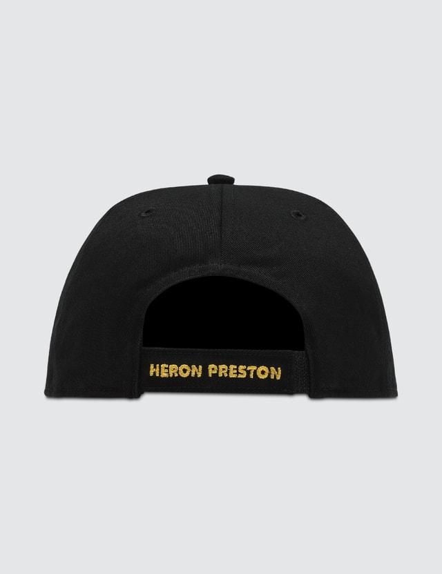 Heron Preston Embroidered Logo Baseball Cap