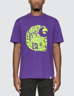 Carhartt Work In Progress Collage C T-Shirt