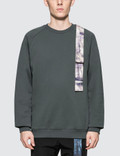 Cottweiler Harness Sweatshirt Picutre