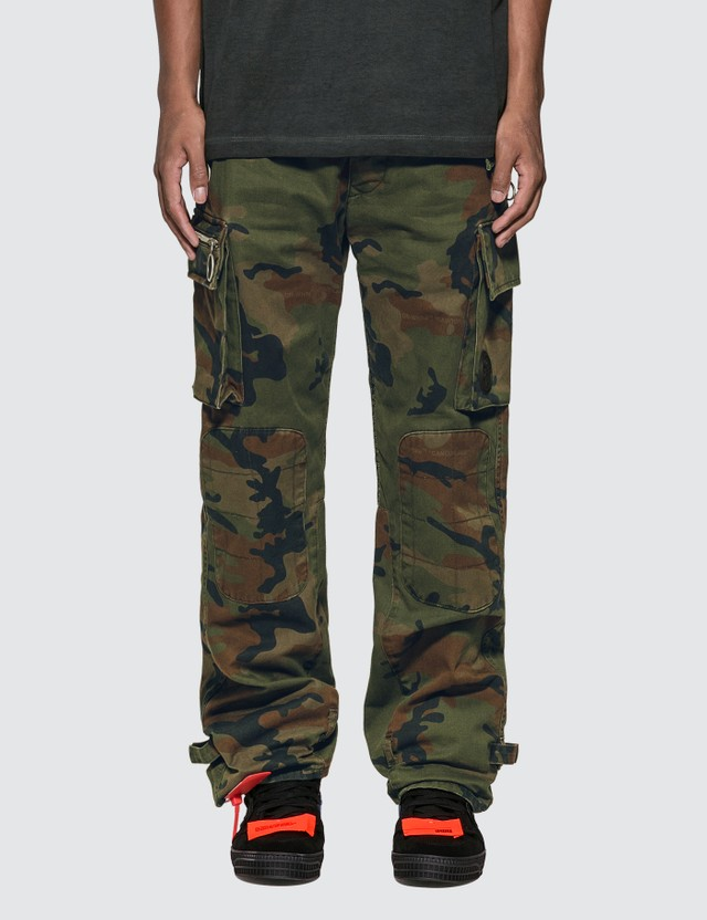 Off-White Incompiuto Cargo Pants