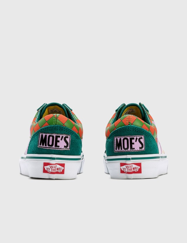 Vans The Simpsons x Vans Moe's Old Skool