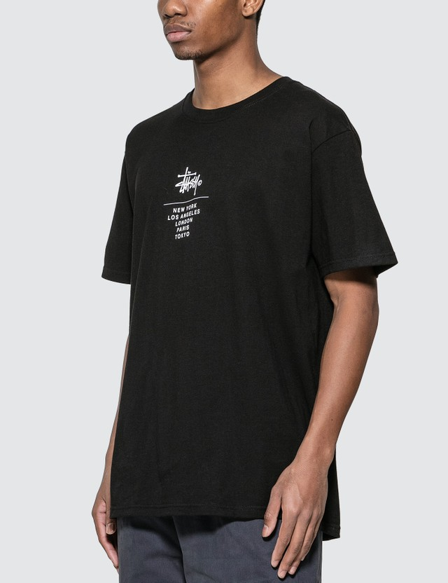 Stussy City Stack T-shirt