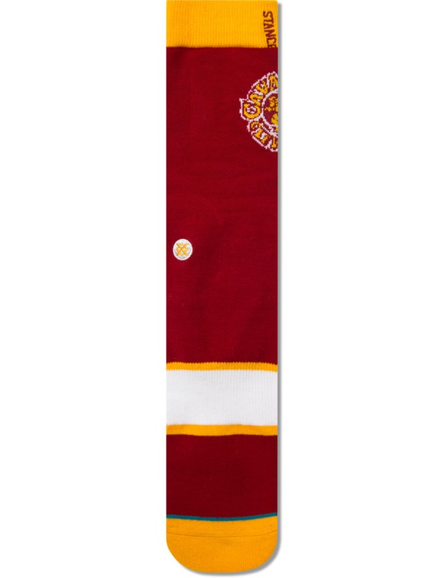 Stance Red Cavaliers Socks