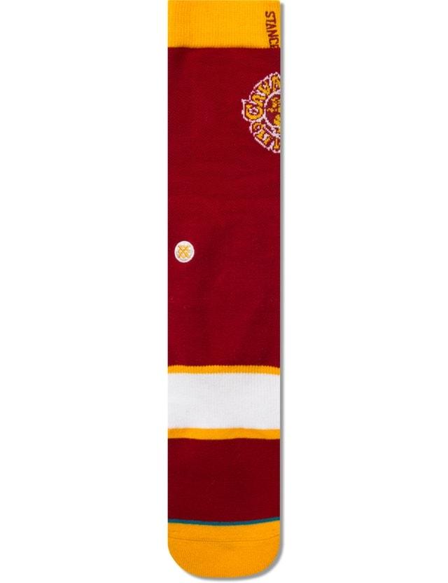 Stance Red Cavaliers Socks